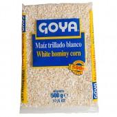 Maiz blanco trillado Goya 500 gr