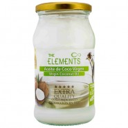 Aceite de coco virgen The Elements 500 ml