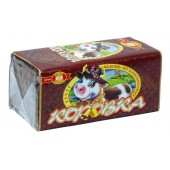 Galletas con sabor a chocolate Korovka 180 gr
