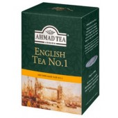 Té negro en hojas English Tea No.1 Ahmad 250 gr