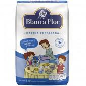 Harina de trigo Preparada Blancaflor 1 kg