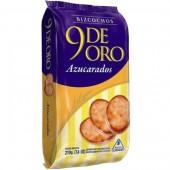Bizcochos dulces 9 de Oro 210 gr