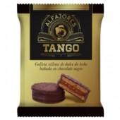 Alfajor de chocolate con dulce de leche Tango 55 gr