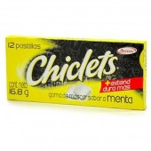 Chicle de menta 12 pastillas Adams 16,80 gr