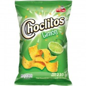Choclitos snack sabor a limon Frito Lay 230 gr