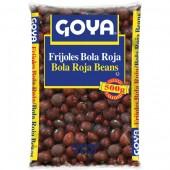 Frijoles bola rojos secos Goya 500 gr