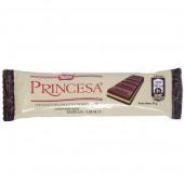 Barrita de chocolate rellena con crema de mani Princesa 30 gr