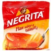 Mezcla para flan sabor vainilla Negrita 95 gr