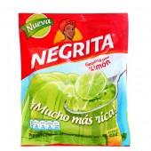 Gelatina sabor a limon Negrita 160 gr