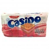 Galletas sabor fresa Casino Victoria 6uds 258 gr