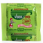 Sazonador verdesito Sibarita 6,5 gr