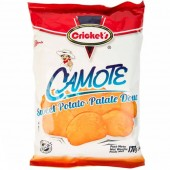 Chips de camote Crickers 170 gr