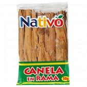 Canela en rama calidad superior Nativo 50 gr