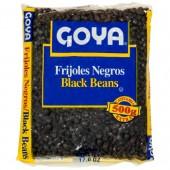 Frijoles negros habichuela Goya 500 gr