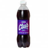 Refresco de uva Club 500 ml